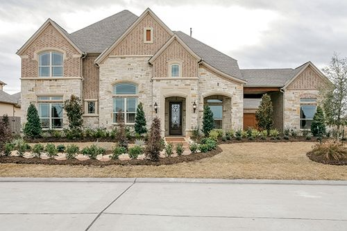 Hidden Lakes Signature by Gehan Homes in Galveston Texas