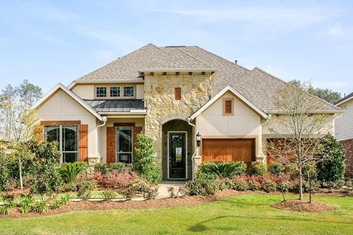 Kings Mill Classic by Gehan Homes in Houston Texas