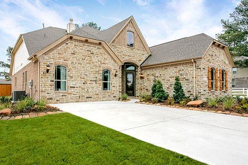 Pine Country by Gehan Homes in Houston Texas