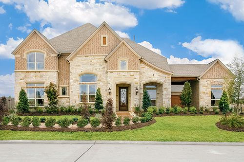 Hidden Lakes Signature by Gehan Homes in Houston Texas