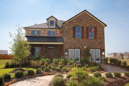 Eastpoint by Gehan Homes in Houston Texas