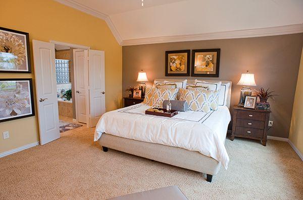 Magnolia - Master Bedroom