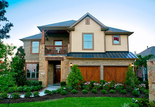 The Enclave at East Meadows by Gehan Homes in Houston Texas