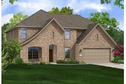 Brown - Inverness Estates: Tomball, TX - Gehan Homes