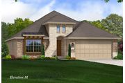 Bayberry - The Enclave at East Meadows: Deer Park, TX - Gehan Homes