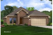 Elm - The Enclave at East Meadows: Deer Park, TX - Gehan Homes