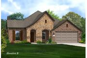 Cornell - Inverness Estates: Tomball, TX - Gehan Homes