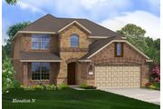 Yaupon - Inverness Estates: Tomball, TX - Gehan Homes