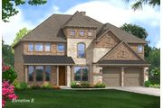 Georgetown - Kings Mill: Kingwood, TX - Gehan Homes