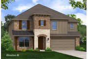 Sycamore - The Enclave at East Meadows: Deer Park, TX - Gehan Homes