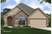Aspen - The Enclave at East Meadows: Deer Park, TX - Gehan Homes
