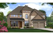 Georgetown - Inverness Estates Classic: Tomball, TX - Gehan Homes