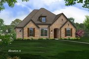 Madison - Hidden Lakes Signature: League City, TX - Gehan Homes