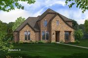 Jackson - Hidden Lakes Signature: League City, TX - Gehan Homes