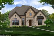 Lincoln - Hidden Lakes Signature: League City, TX - Gehan Homes