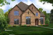 Roosevelt - Hidden Lakes Signature: League City, TX - Gehan Homes