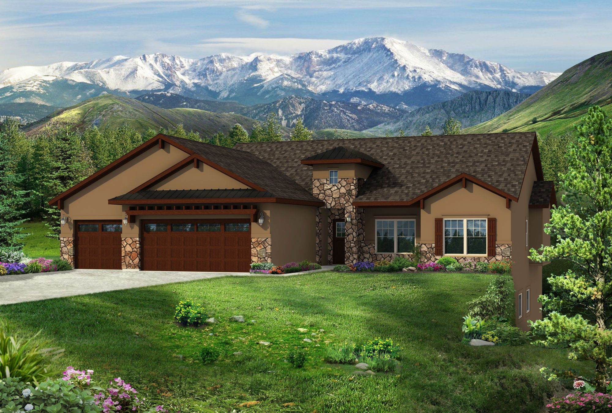 colorado springs new homes new homes for sale in