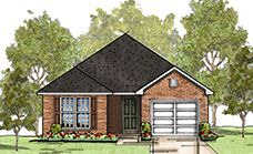 Towne Square by Energy Smart New Homes, LLC in Birmingham Alabama