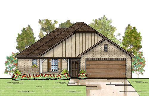 house for sale in Black Creek by Energy Smart New Homes, LLC