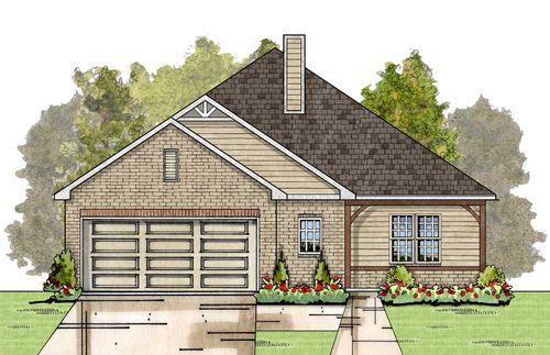 The Summit by Energy Smart New Homes, LLC in Birmingham Alabama