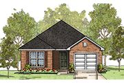 The Boston - Towne Square: Fultondale, AL - Energy Smart New Homes, LLC