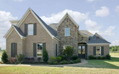 Barton Ridge by Goodwin Homes in Memphis Tennessee