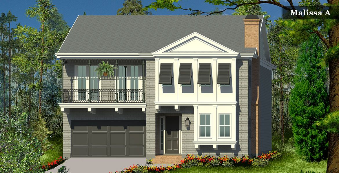 Marion by Gracepoint Homes