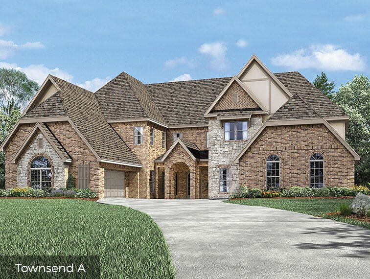 Single Family for Sale at Fox Bend In Sienna Plantation - Townsend 9423 Fox Bend Lane Missouri City, Texas 77459 United States