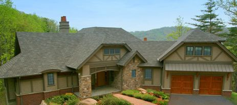 Grover Park Cove by Grammatico Signature Homes in Asheville North Carolina