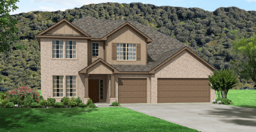Sarita Valley by Grand Haven Homes in Austin Texas
