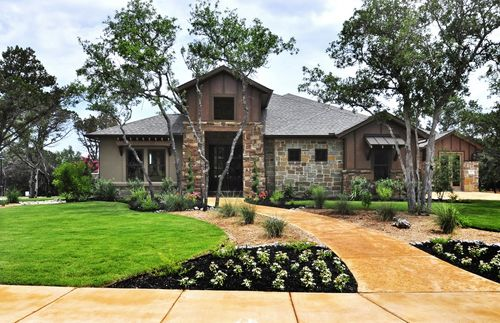 Rough Hollow Lakeway by Grand Haven Homes in Austin Texas