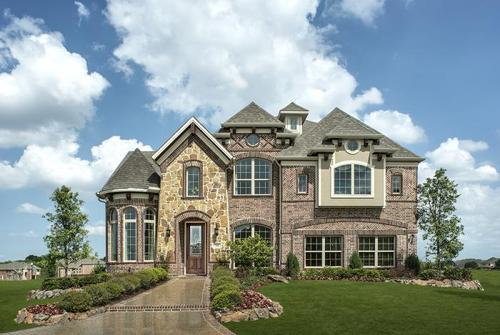 The Tribute by Grand Homes in Dallas Texas