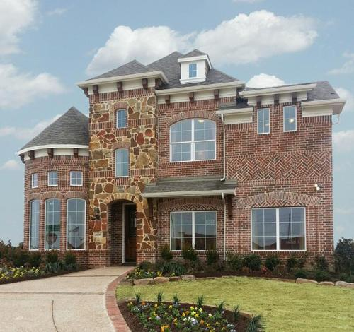 Harrington Mills by Grand Homes in Dallas Texas