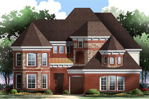Jackson Meadows by Grand Homes in Dallas Texas