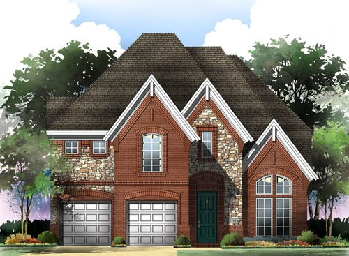 Jackson Hills by Grand Homes in Dallas Texas