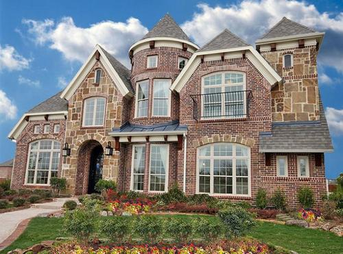 Cumberland Crossing by Grand Homes in Dallas Texas