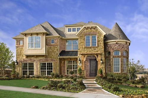 Trails of Glenwood by Grand Homes in Dallas Texas