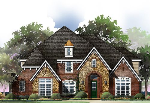 Jackson Meadows by Grand Homes in Dallas Texas