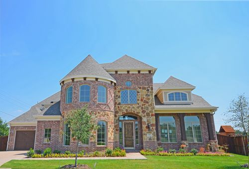 Silverleaf by Grand Homes in Fort Worth Texas