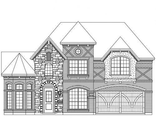 Creekside Estates by Grand Homes in Dallas Texas