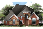 Tiffany II - Cumberland Crossing: Allen, TX - Grand Homes