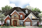 Palomar - Platinum E - Fountains of Lake Ridge: Cedar Hill, TX - Grand Homes