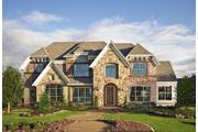 Ellingsworth - Kensington Gardens: Garland, TX - Grand Homes