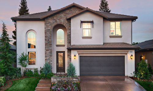 Green Park at Sunnyside Grove by Granville Homes in Fresno California