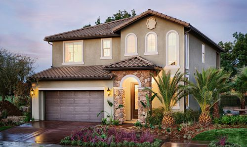 Tuscan Villas at Sunnyside Grove by Granville Homes in Fresno California