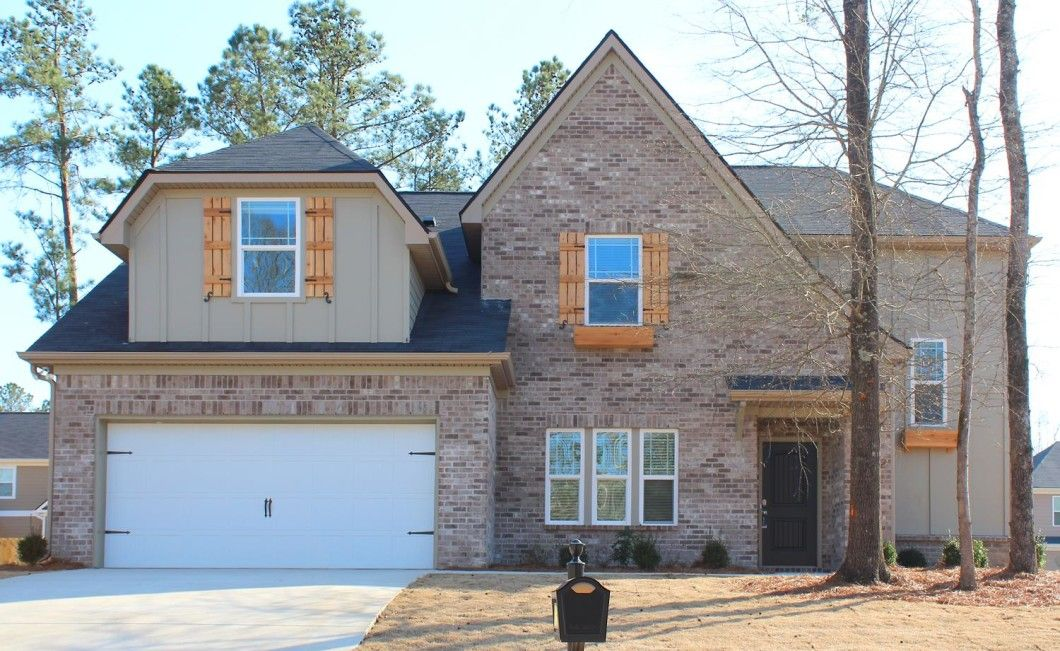 Single Family for Active at Harrisburg - Georgia 10209 Sable Oaks Drive Midland, Georgia 31820 United States
