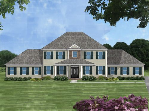 Bridlewood Farms by Great Southern Homes in Columbia South Carolina