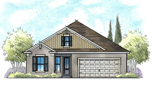 house for sale in Southern Hills Plantation - The Cottages by GreenPointe Homes