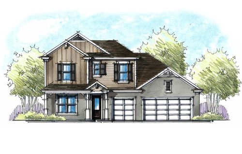 house for sale in Southern Hills Plantation - The Manors by GreenPointe Homes