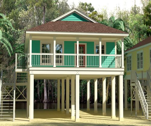 house for sale in EcoVillage Madeira Beach by Greenergy Communities